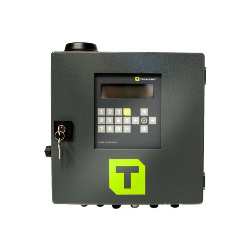 Tecalemit US110500700 WonderBox Fluid Inventory Control System w/ 1 Hose Connection