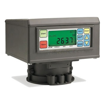 Veeder Root Meter-Register Gas Flow Meter (Digital)