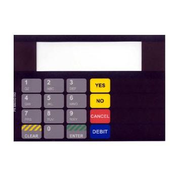 Wayne 883325-017 Keypad Assembly Cpm Dtrsm Des T