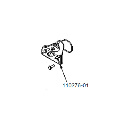 Gpi 110276 01 Switch Coverplate Assembly Type 1 For M 150s Em