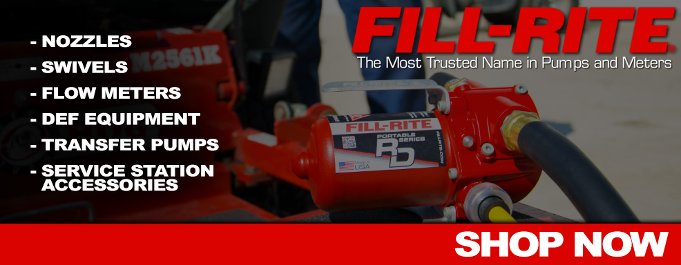 Fill Rite Fuel Transfer Pumps